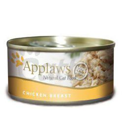 Applaws Cat Chicken Breast - Mokra karma dla kota (Kurczak) 70g