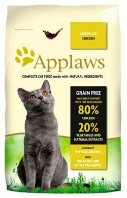 Applaws Cat Senior (Kurczak) 2kg