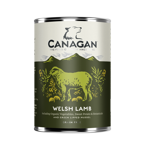 Canagan Dog Welsh Lamb (Walijska Jagnięcina) 400g