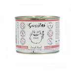 Gussto Cat Fresh Beef (Wołowina) 200g
