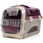 Transporter Cat it Pet Cargo Cabrio (fioletowo-szary)