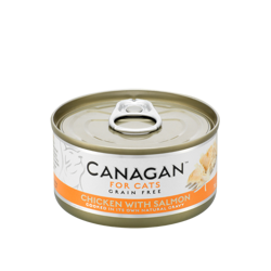Canagan Cat Chicken with Salmon (Kurczak + Łosoś) 75g