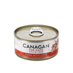 Canagan Cat Tuna with Crab (Tuńczyk + Krab) 75g