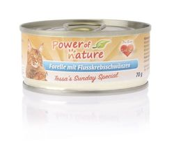 Power of Nature Tessas Sunday Special Forelle u. Flusskrebs (Pstrąg + Rak) 70g