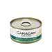 Canagan Cat Chicken with Seabass (Kurczak + Strzępiel) 75g