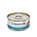 Canagan Cat Tuna with Mussels (Tuńczyk + Małże) 75g